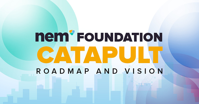 Catapult roadmap
