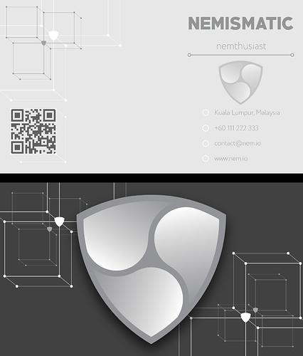 nem business-card