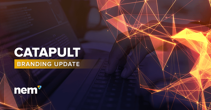 Catapult Brand Update #3